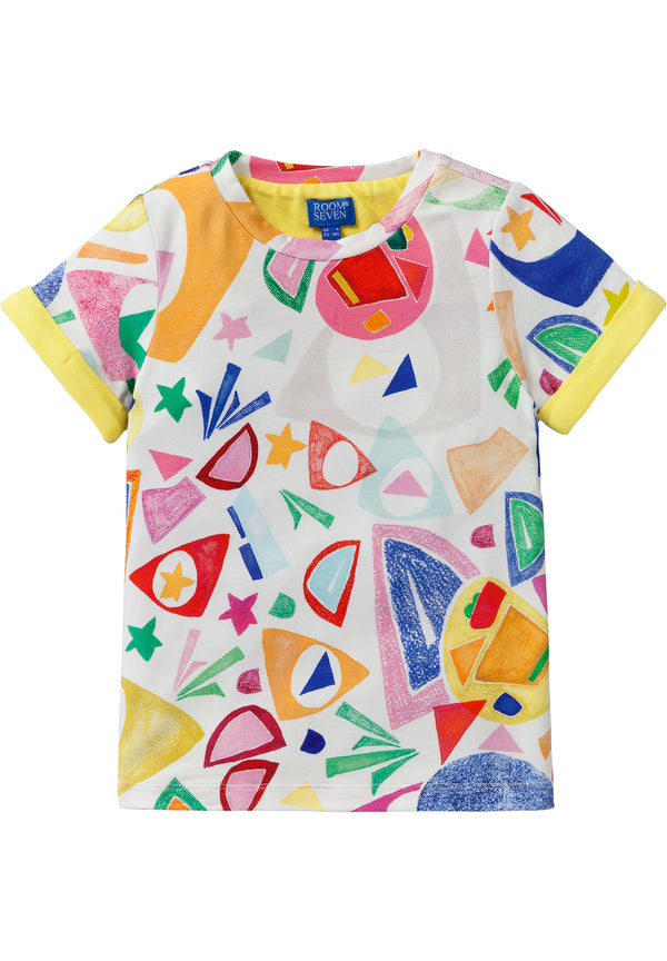 SS19 Room Seven Girls Tipo T-Shirt 01 Matisse