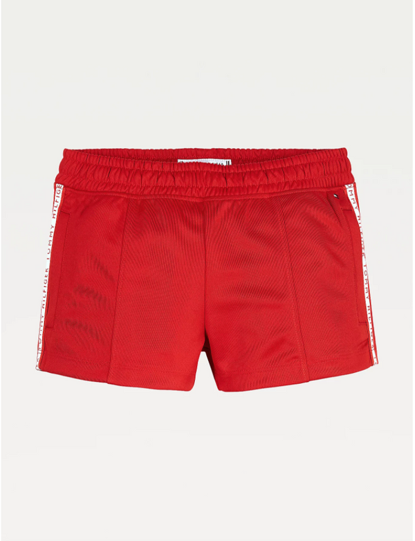 SS21 Tommy Hilfiger Girls Red Tape Shorts