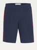 SS21 Tommy Hilfiger Girls Navy Blue Tape Cycle Shorts