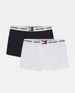 AW20 Tommy Hilfiger Boys 2-Pack Organic Cotton Trunks