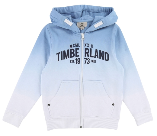 SS18 Timberland Boys Pale Blue Hoodie