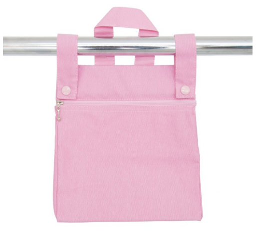 BebeLux Spanish Pink Cotton Changing Bag For Doll's Prams