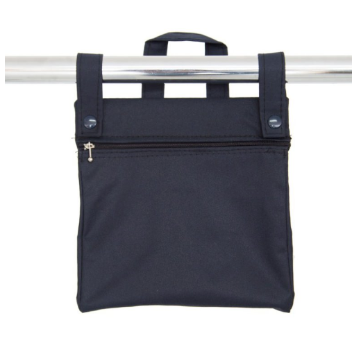 BebeLux Spanish Navy Cotton Changing Bag For Dolls 'Prams'