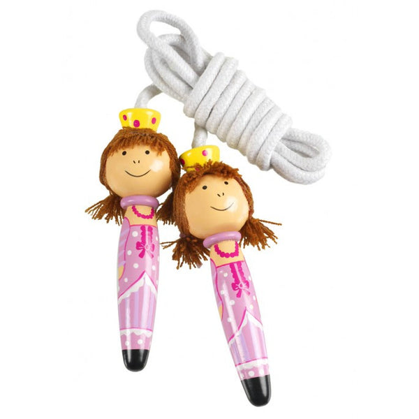 Orange Tree Princess Skipping Rope