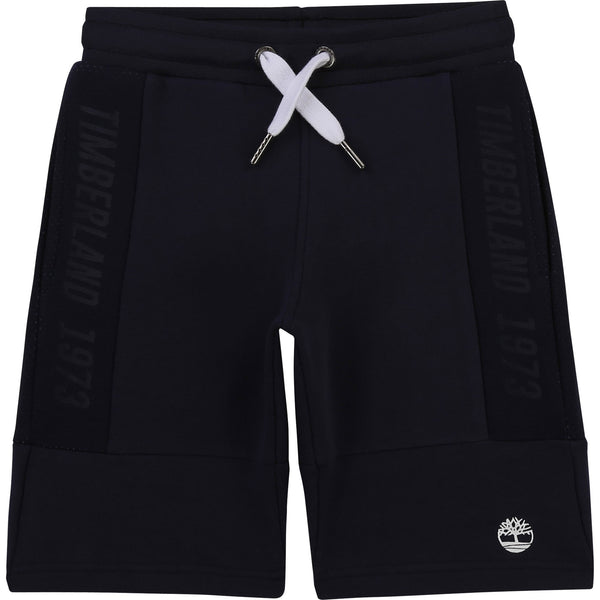PRE-ORDER SS21 Timberland Boys Navy Blue Jersey Shorts