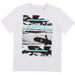 SS20 Timberland Boys White Coast T-Shirt