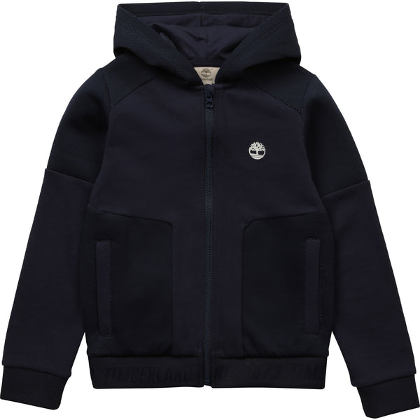 PRE-ORDER SS21 Timberland Boys Navy Blue Tracksuit