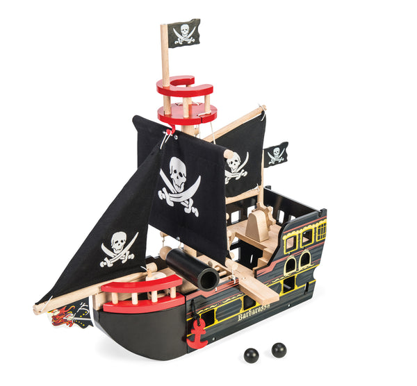 Le Toy Van Barbossa Pirate Ship