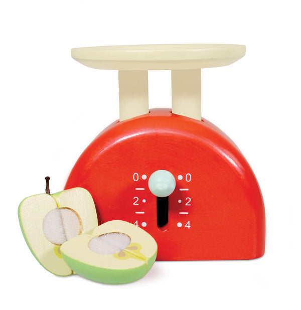 Le Toy Van Honeybake Weighing Scale