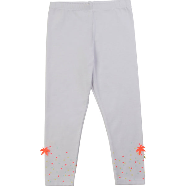 SS20 Billieblush Girls White Leggings