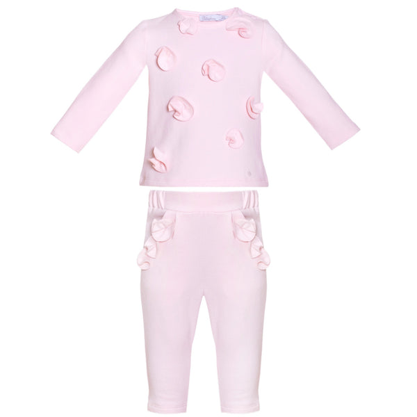 AW18 Patachou Girls Pink Tracksuit