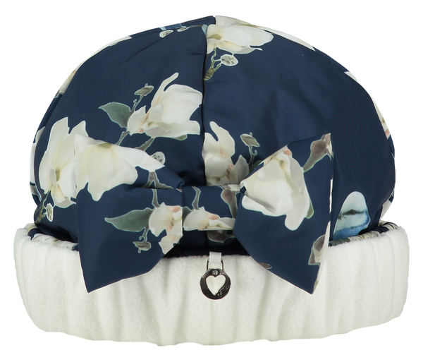 AW18 A*Dee Girls Ally Navy Bluebird Hat