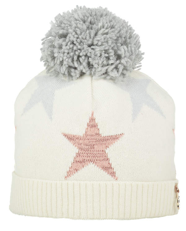 AW18 A*Dee Girls Ainsley Once Upon A Time Star Print Hat