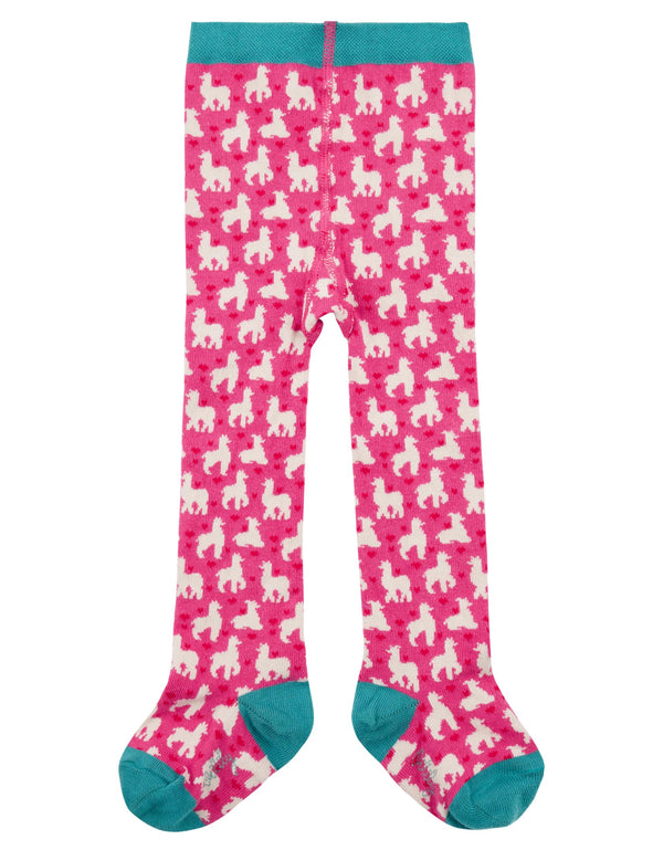 AW18 Oilily Girls Malama Malliot 38 Lama Pink Tights
