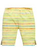 SS17 Oilily Girls Tappy Leggings 71 Stripe Yellow