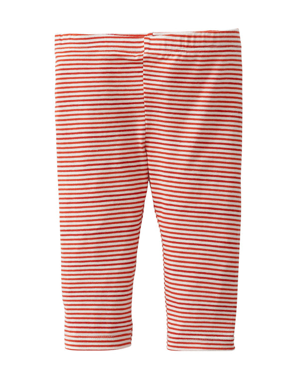 SS17 Oilily Girls Tiska Leggings 20 Striped Red White