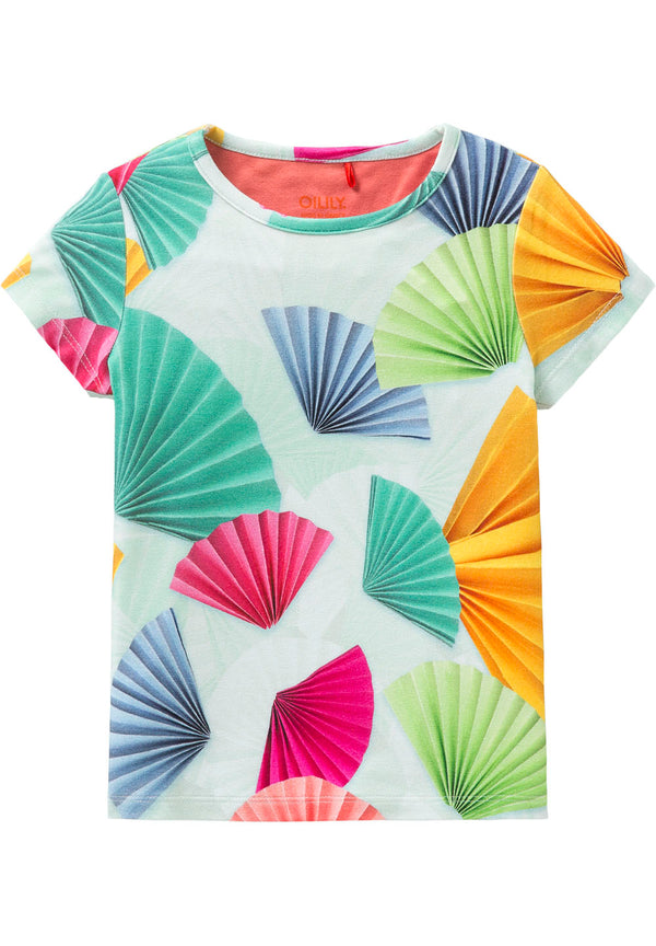 SS18 Oilily Ti T-Shirt 71 Fans