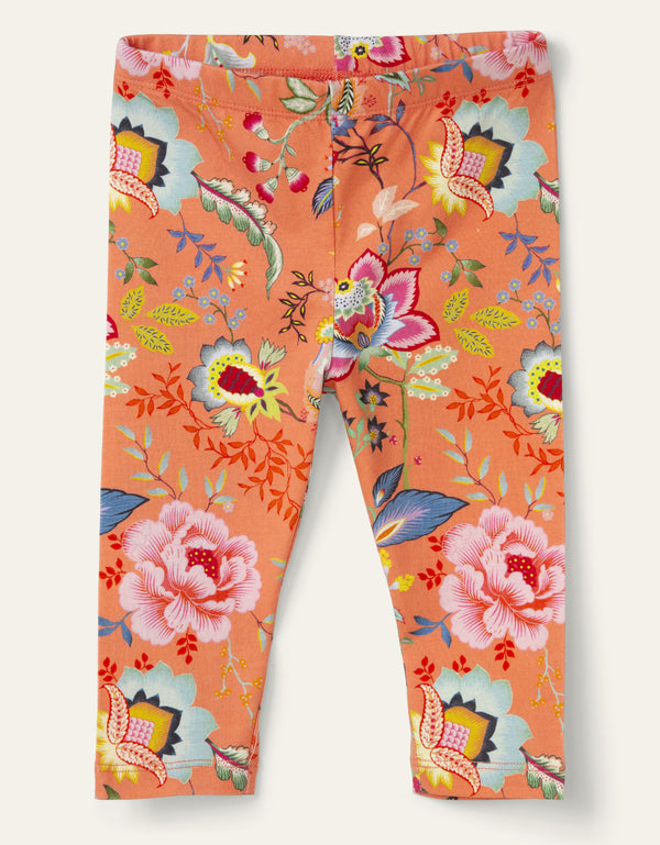 SS20 Oilily Girls Tiska Flower Bomb Leggings 18