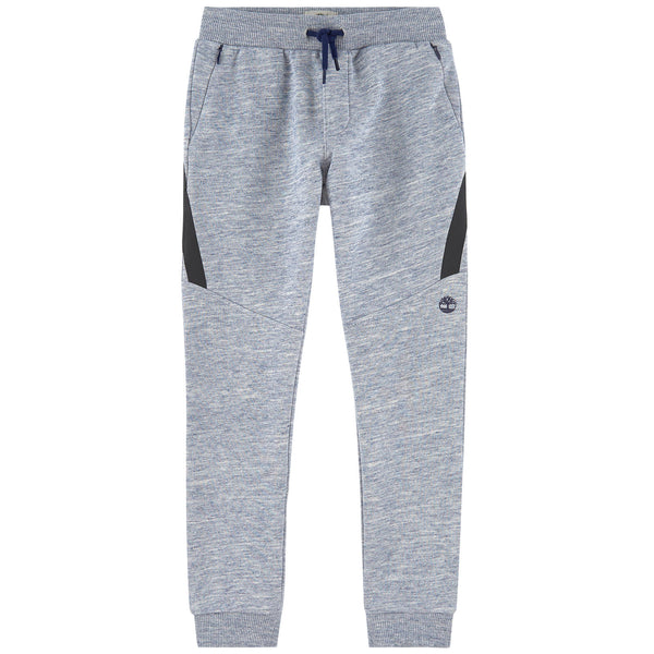 SS18 Timberland Boys Grey Marl Tracksuit Bottoms