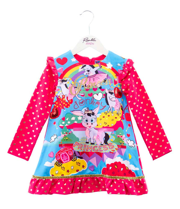 AW19 Rosalita Girls Ascona Princess Dress