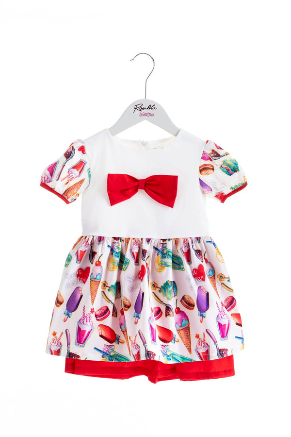 SS19 Rosalita Girls Ice Cream Sundae Dress