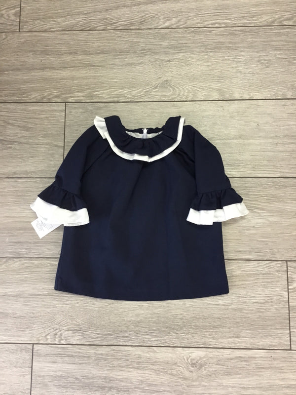 AW18 Cua Cuak Girls Navy Blue Dress 9260