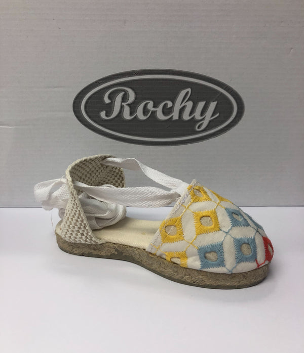SS19 Rochy Girls Perforado Sandals
