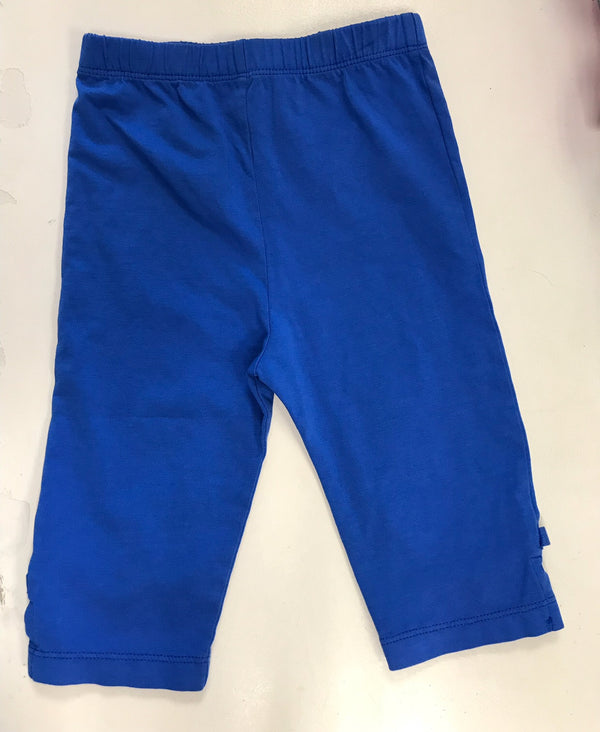SS14 Laranjinha Royal Blue Leggings  V4420