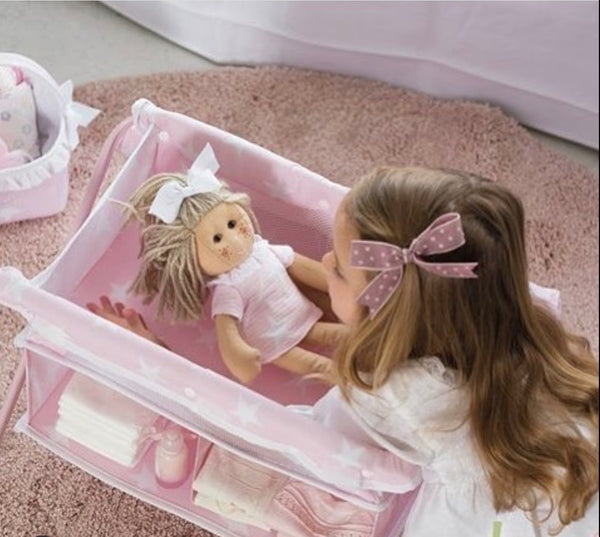 La Nina Doll's Changing Table