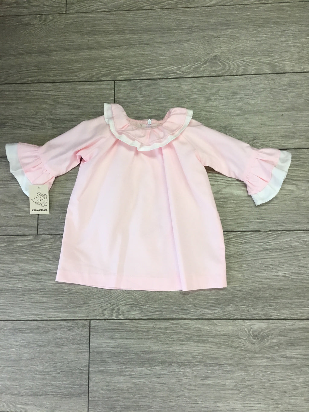 AW18 Cua Cuak Girls Pink Dress 9260