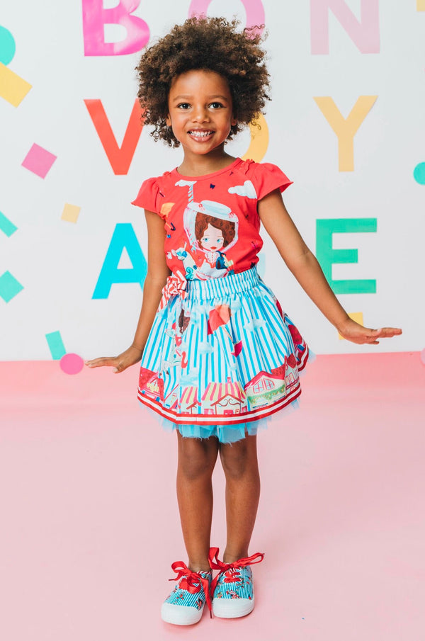 SS20 Rosalita Girls Edmonton Mary Poppins Skirt Set