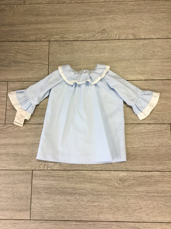 AW18 Cua Cuak Girls Baby Blue Dress 9260
