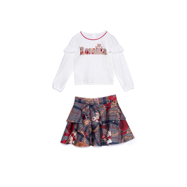 AW20 Rosalita Girls Escobita Skirt Set