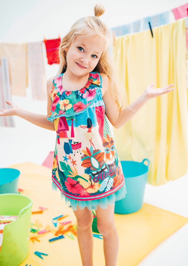 SS19 Rosalita Girls Aloha Dress