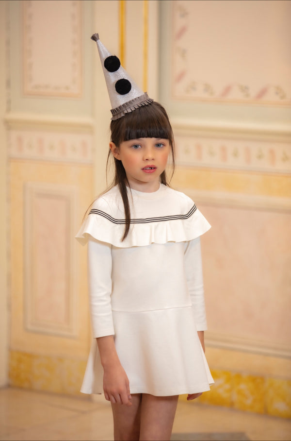 AW20 Patachou Girls Ivory Dress
