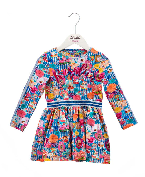 AW19 Rosalita Girls Jungfrau Doll Dress
