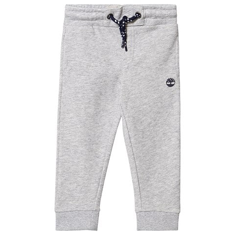 SS20 Timberland Boys Grey Marl Tracksuit Bottoms