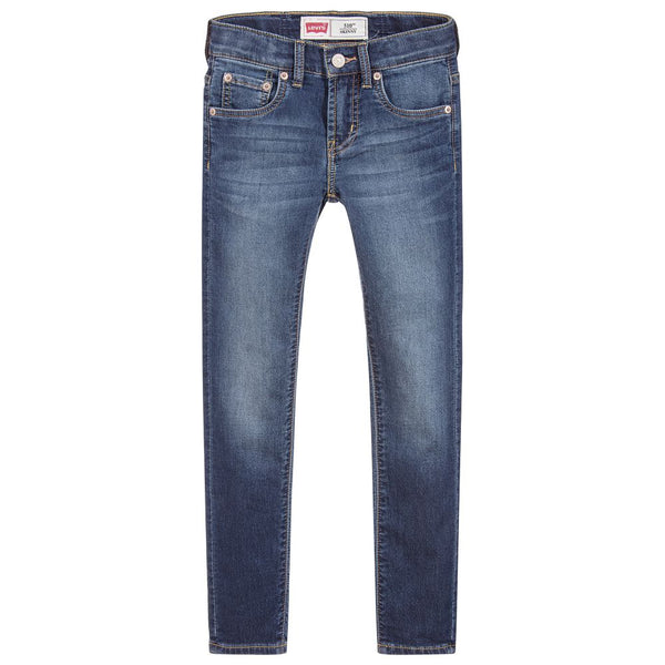 AW18 Levi's Boys '510' Skinny Knit Denim Jeans