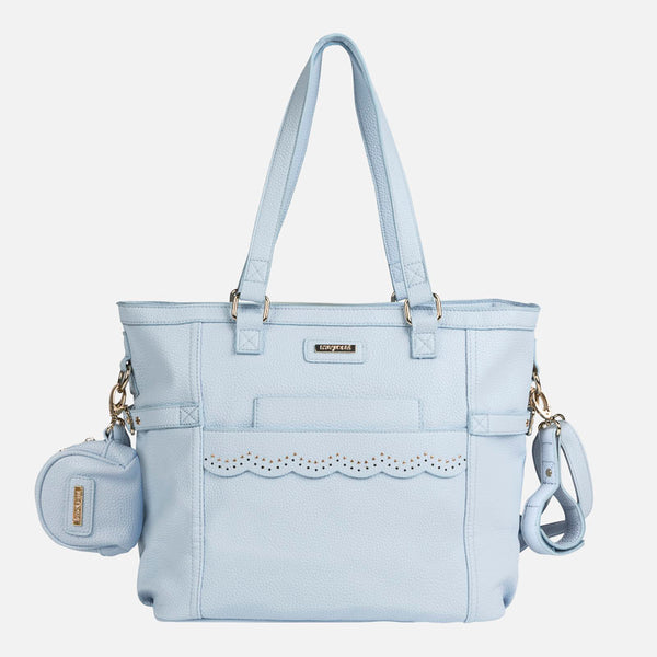 3eff42536a1e Mayoral Baby Changing Bag - Blue 19686 - Liquorice Kids