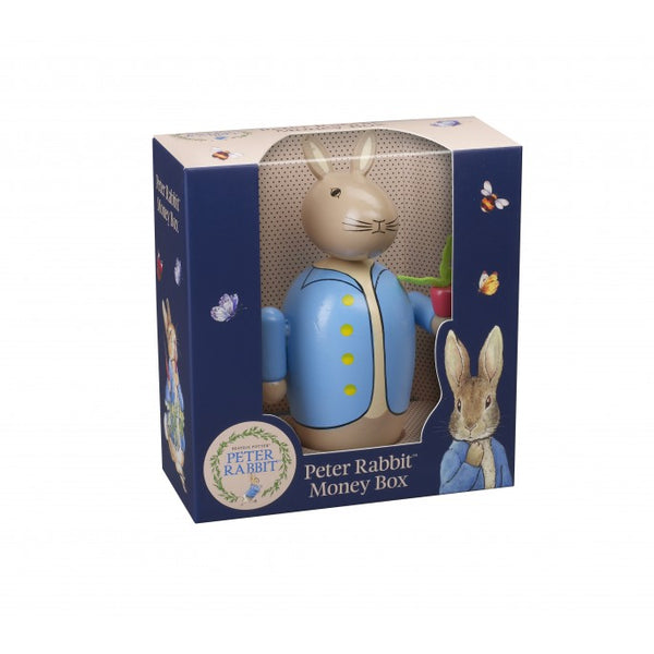 Orange Tree Peter Rabbit Money Box