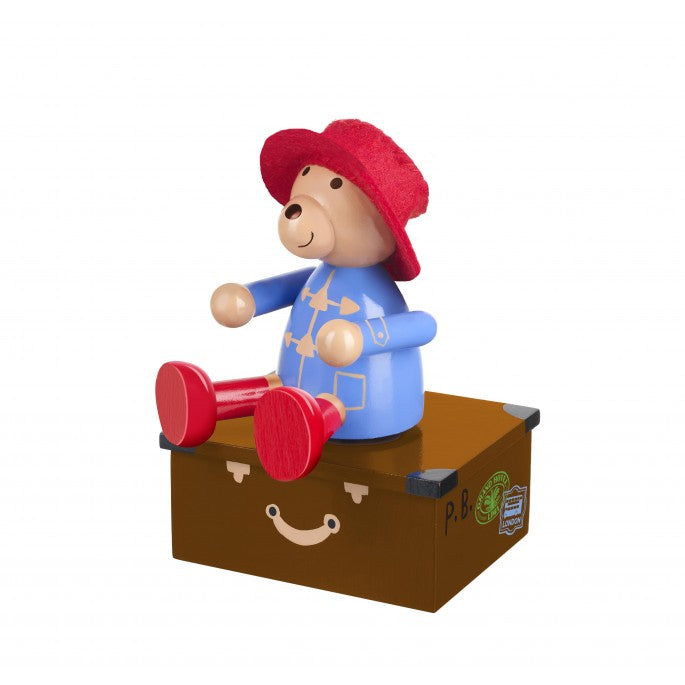 Orange Tree Paddington Bear Music Box