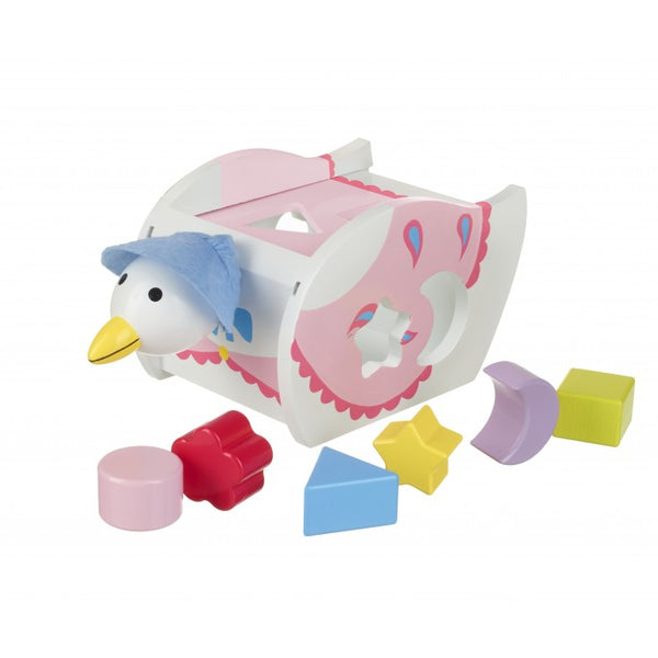 Orange Tree Jemima Puddle-Duck Shape Sorter