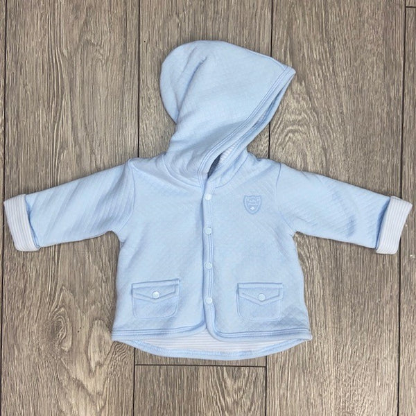 AW20 Tutto Piccolo Baby Boy Blue Pram Coat 9685