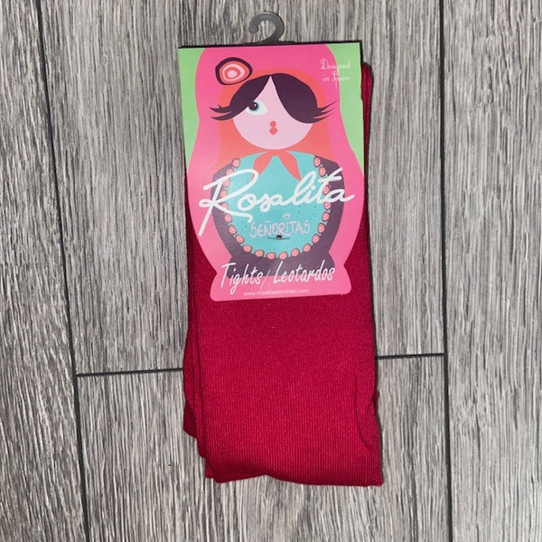 AW20 Rosalita Girls Adaja Red Tights