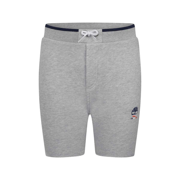SS19 Timberland Boys Grey Jersey Shorts
