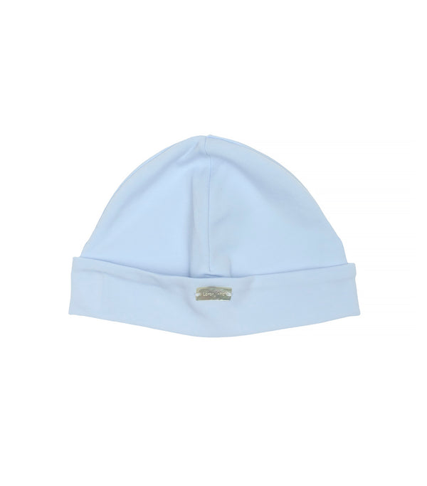 Laranjinha Baby Blue Cotton Hat