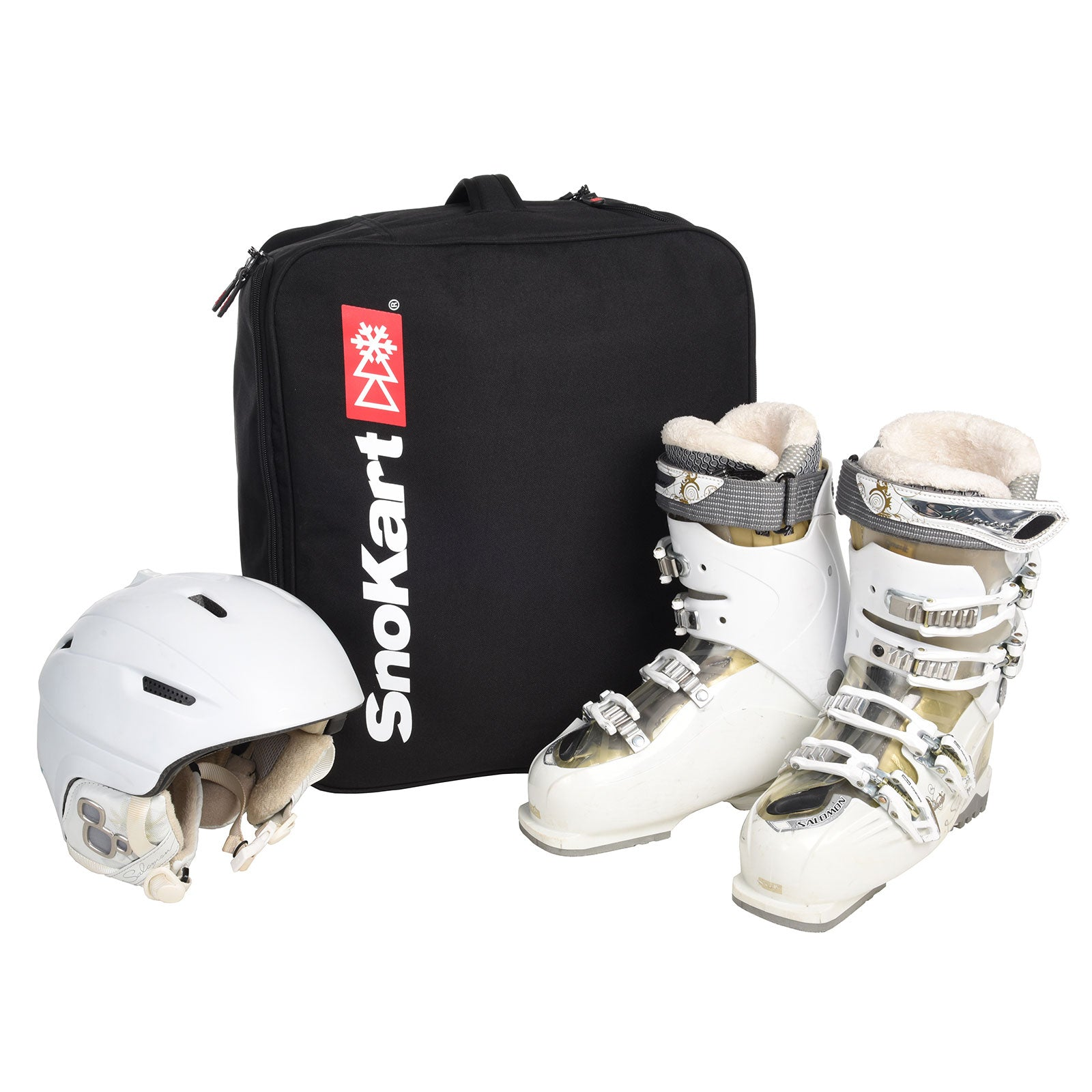 SnoKart Boot & Helmet Pack  Boot Bag