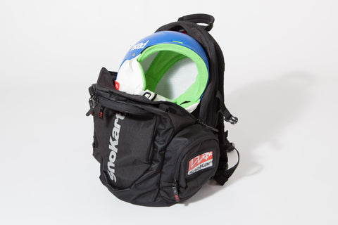 Backpack for skiing