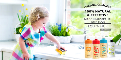 Non Toxic, Chemical Free & Cruelty Free Cleaning