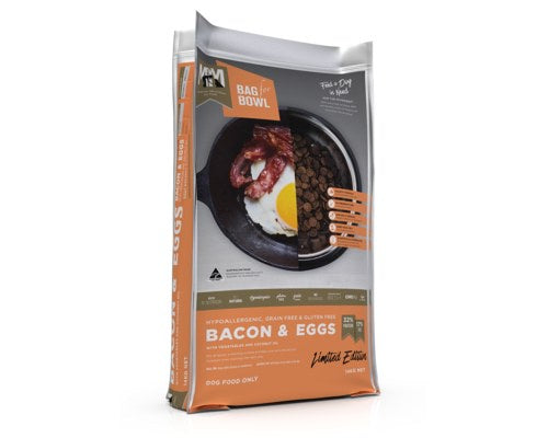Meals For Mutts Bacon & Egg GF